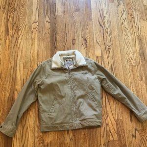 Billabong corduroy jacket
